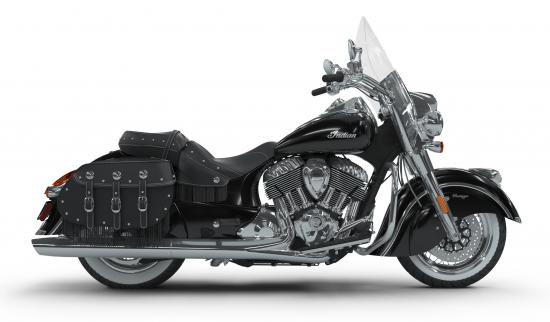 2018 Indian Chief Vintage Thunder Black Right