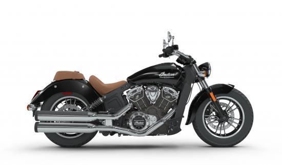 2018 Indian Scout Thunder Black Right2